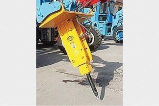 Abbruchhammer W01, Puma Multipower