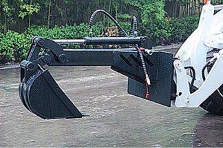 Anbaubagger W01, Puma Multipower