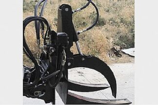 Drehbare Holzgreifer M 01, Puma Multipower