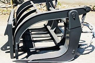 Holzgreifzange W01, Puma Multipower