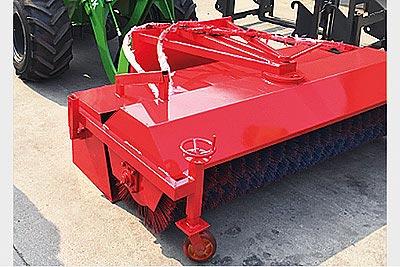Kehrmaschine Mit Sammelbehaelter W01, Puma Multipower