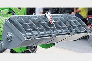 Mischerschaufel Mit Gitter W01, Puma Multipower